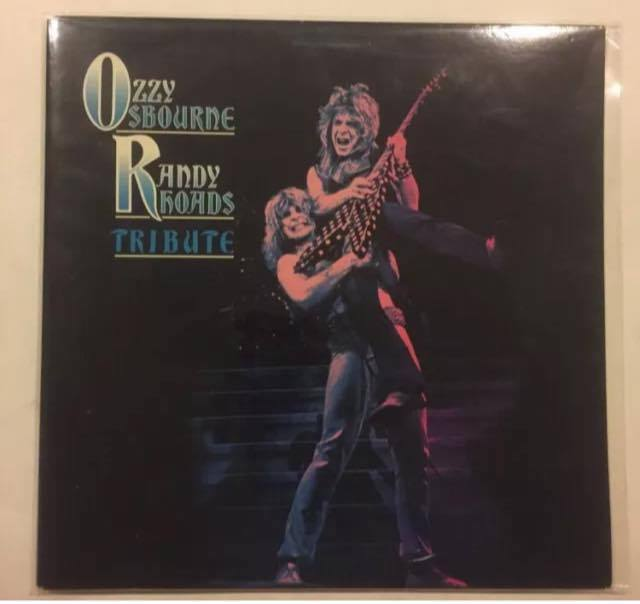 Ozzy Osbourne/Randy Rhoads Tribute – Must Own Heavy Metal/Hard Rock Albums
