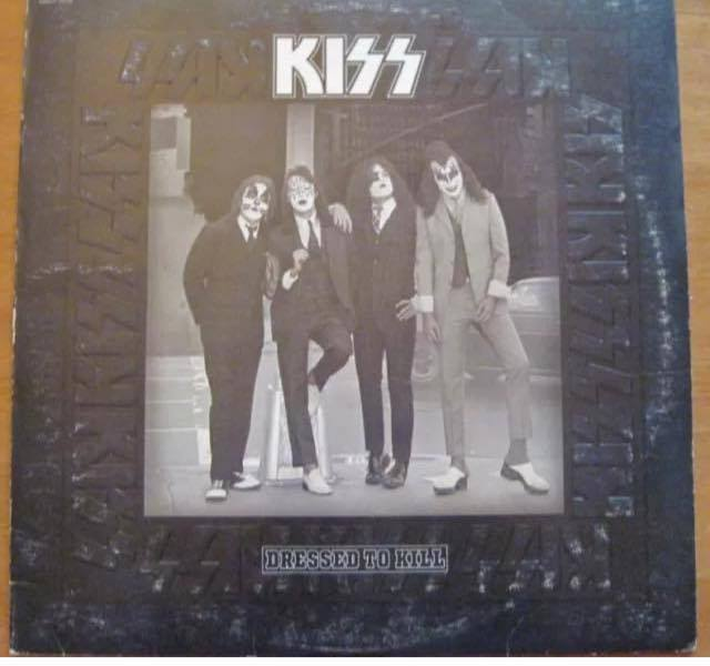 KISS Dressed To Kill – Must Own Heavy Metal/Hard Rock Albums