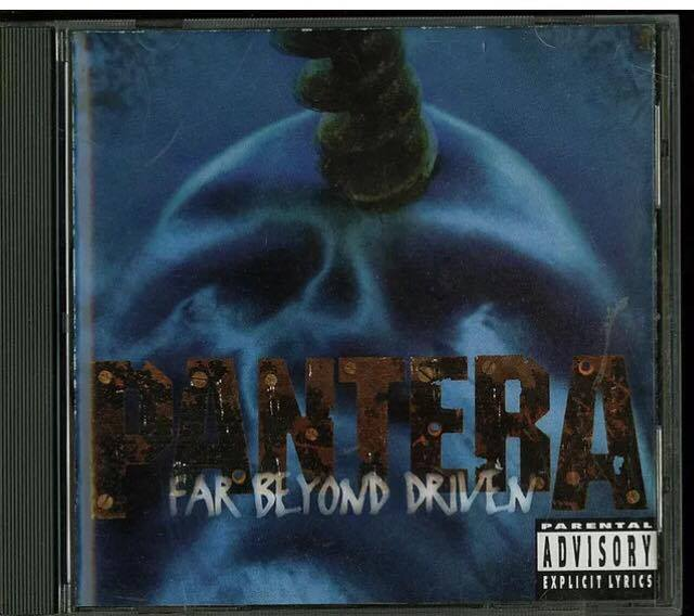 Pantera – Far Beyond Driven | Must Own Heavy Metal/Hard Rock Albums