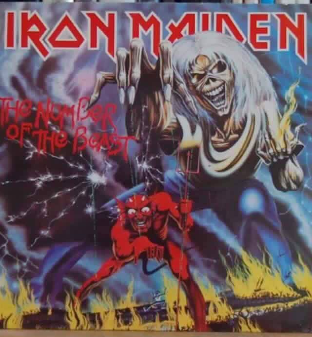 Iron Maiden – Number Of The Beast: Must Own Heavy Metal/Hard Rock Albums
