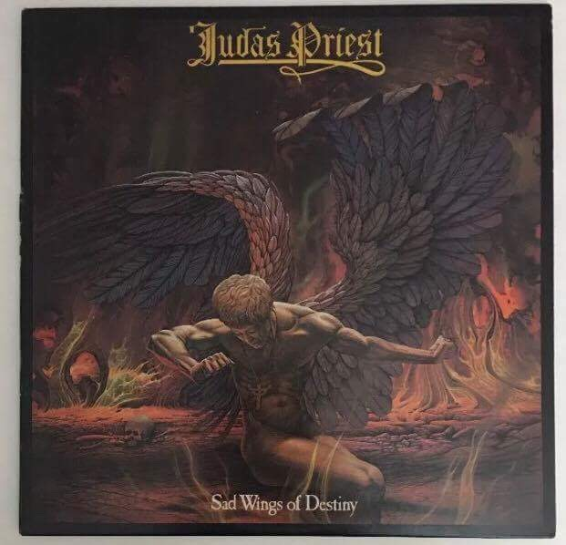 Judas Priest – Sad Wings of Destiny: Albums That Built The Foundation Of Heavy Metal