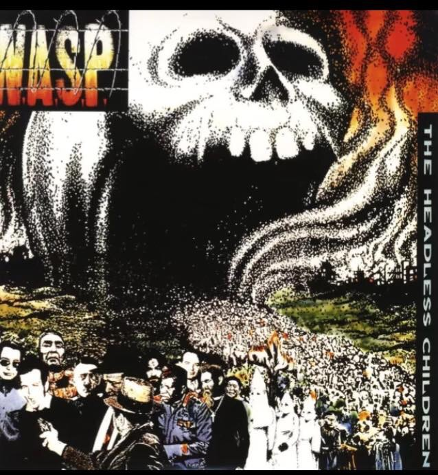 W.A.S.P-The Headless Children : Must Own Heavy Metal/Hard Rock Albums