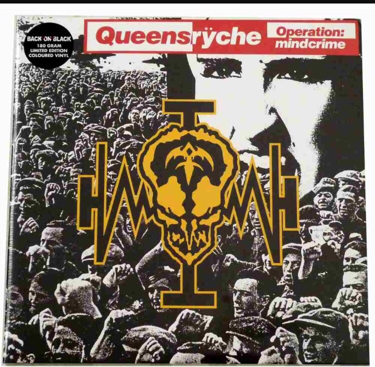 Queensryche-Operation Mindcrime : Must Own Heavy Metal ...