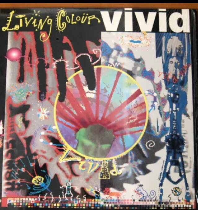 Living Colour-Vivid : Must Own Heavy Metal/Hard Rock Albums