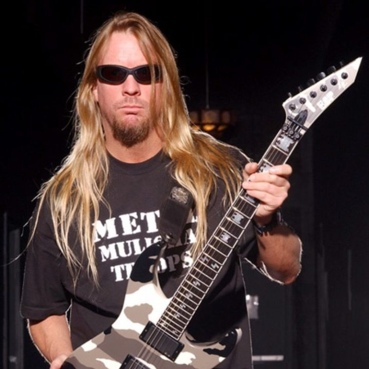 Jeff Hanneman-The True Godfather Of Thrash