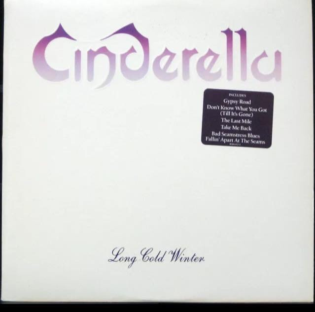 Cinderella-Long Cold Winter : Must Own Heavy Metal/Hard Rock Albums