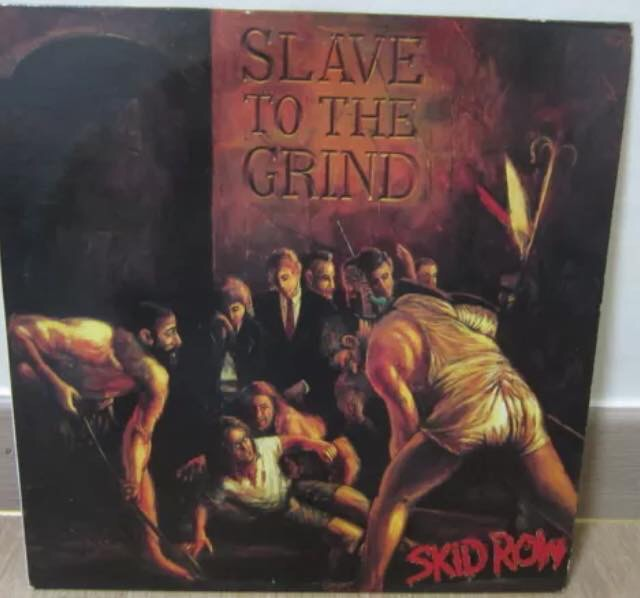 Skid Row-Slave To The Grind : Must Own Heavy Metal/Hard Rock Albums