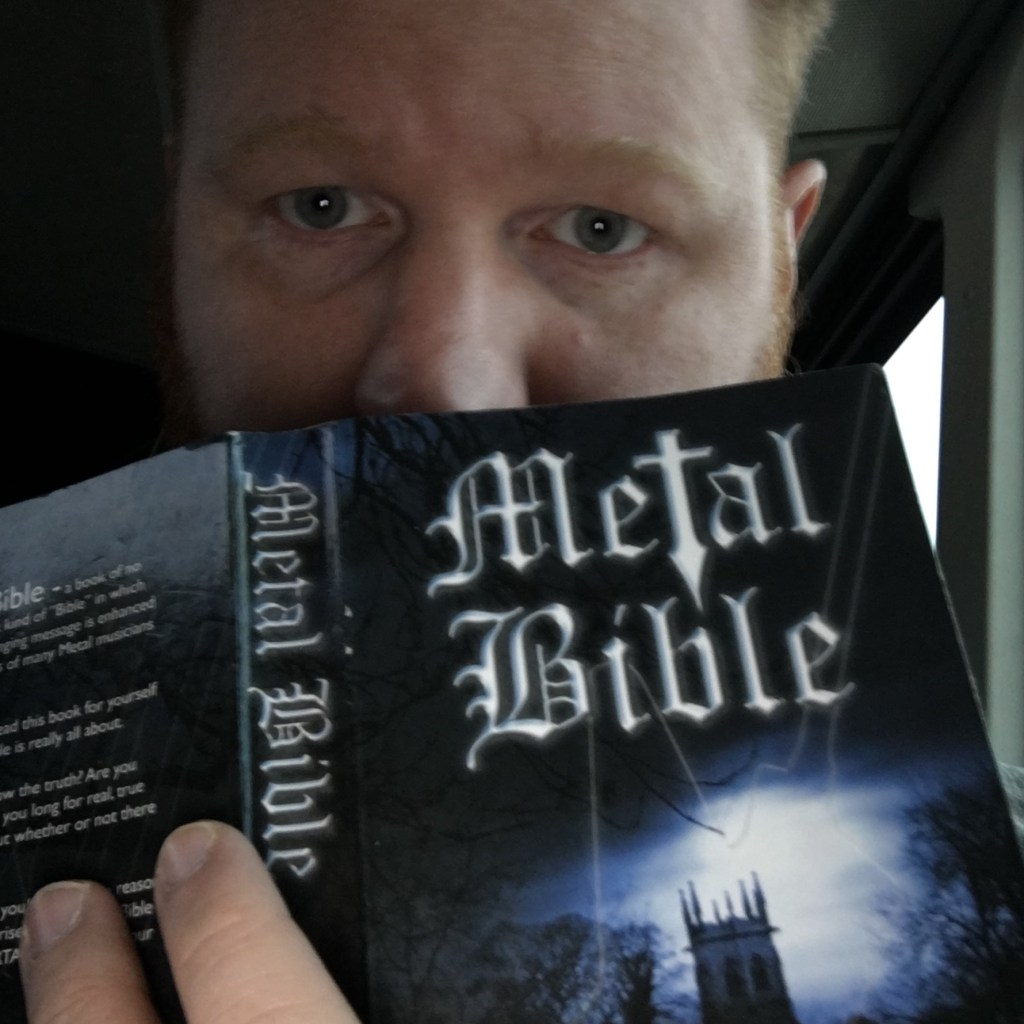 A Well Read Metalhead