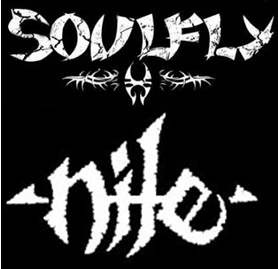 Soulfly/Nile to Co-Headline US Tour, April 2018