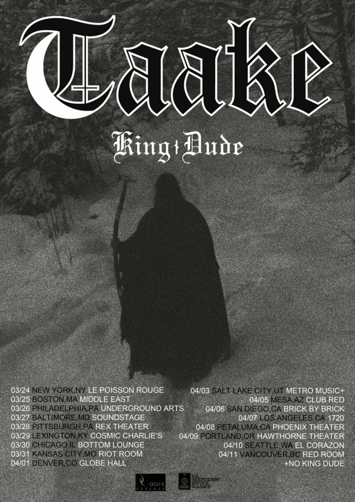 Taake to Embark on North American Tour