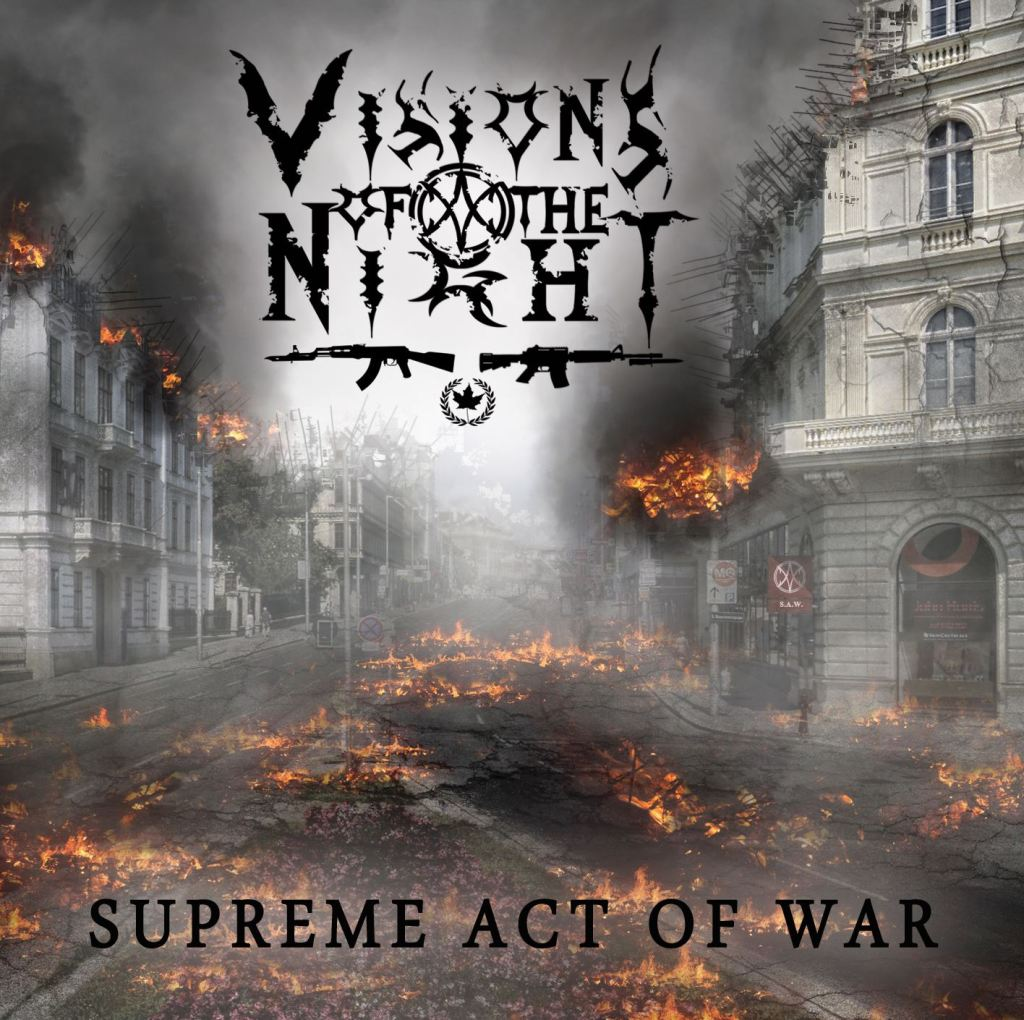Peter Wolvesblood of Visions of the Night Talks Supreme Act of War