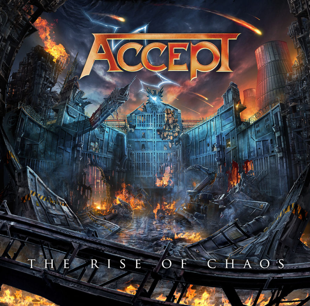 Accept Reveal New Album Artwork And Japan Tour