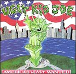 "Ugly Kid Joe ""America's Least Wanted"" small album pic"