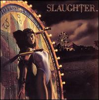 "Slaughter ""Stick It To Ya"" large album pic"