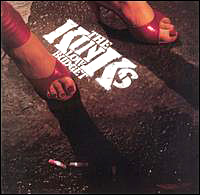 "The Kinks ""Low Budget"" large album pic"