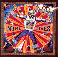 "Aerosmith ""Nine Lives"" large album pic"
