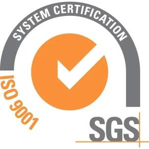 sgs system cert. iso 9001 01