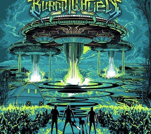 Burning Alien – C.F.D.S.