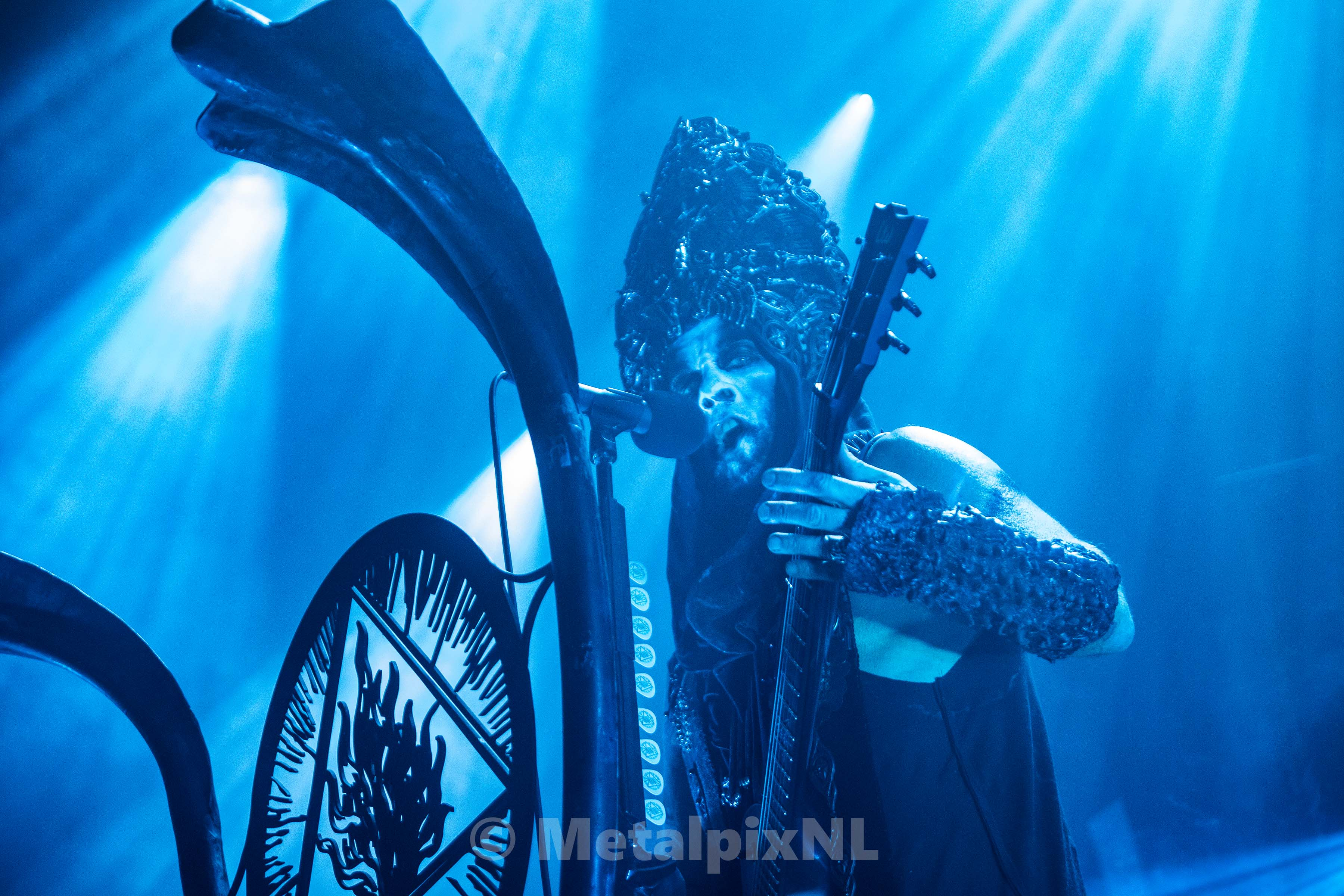 Ecclesia Diabolica Evropa: Behemoth / At The Gates /WITTR – Tivoli Vredenburg Utrecht, 02-02-2019