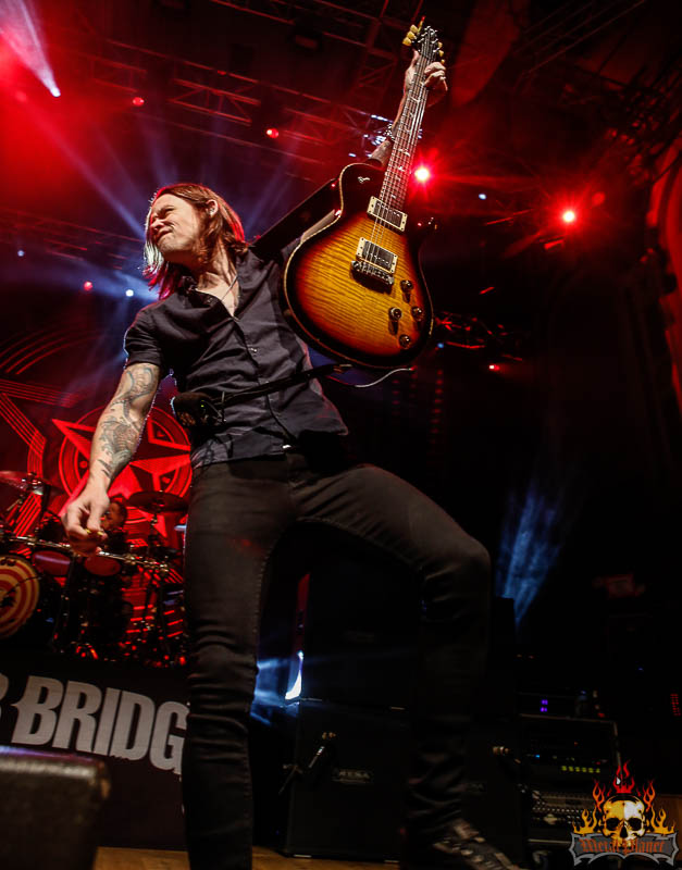 Alter Bridge at the Limelight, Belfast