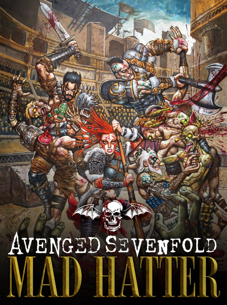 Album Review: AVENGED SEVENFOLD Bring the BLACK REIGN to Call of