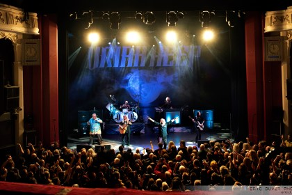 Permalink to: Gig Review: Shepard's Bush Plays Host To URIAH HEEP With GUN And VON HERTZEN BROTHERS