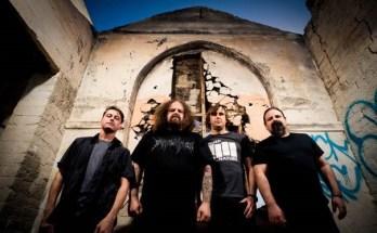 Napalm Death band photo