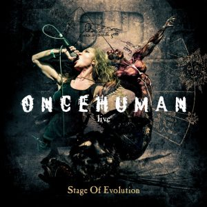 Once Human Stage of Evolution Album Cover