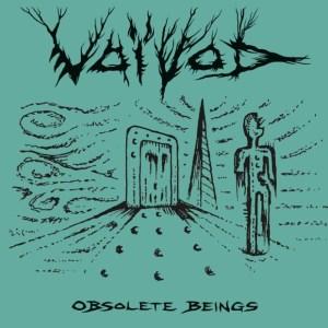 Voivod Obsolete Beings Artwork