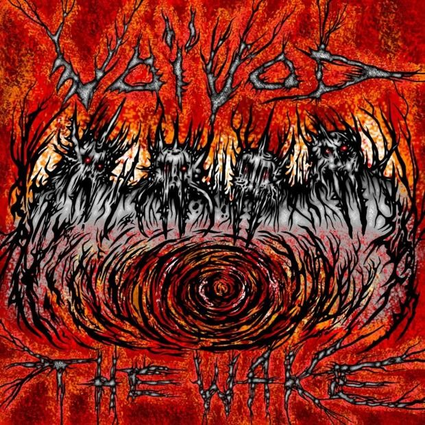 Voivod The Wake Cover Artwork
