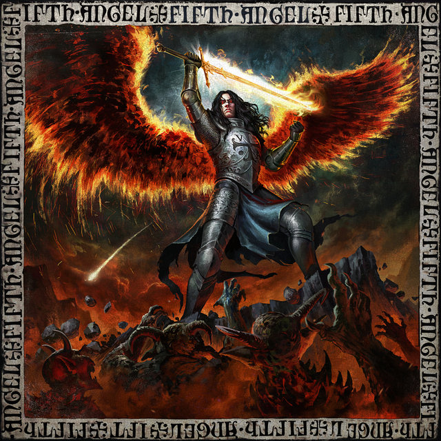 Fifth Angel Album Cover
