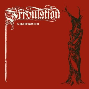 Tribulation Nightbound EP Cover