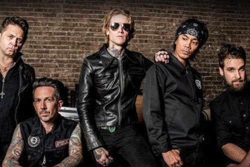 Buckcherry and Hoobastank Announce 2019 UK Tour