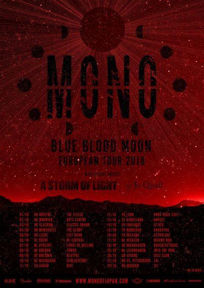 Mono Tour Poster