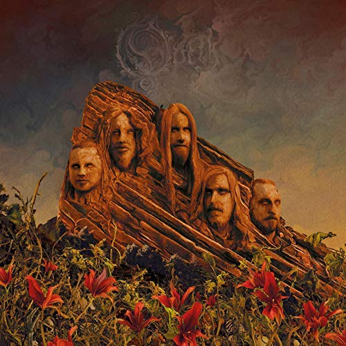 Opeth Garden of the Titans