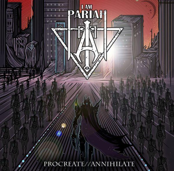 I Am Pariah cover