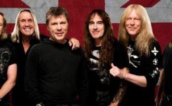 Iron Maiden band