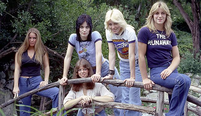 The Runaways history of women in rock