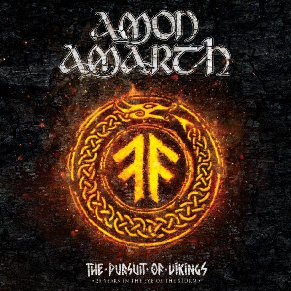Amon Amarth The Pursuit of Vikings