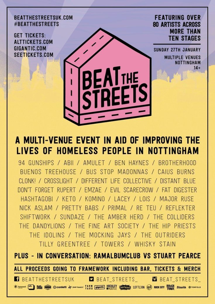 Beat the Streets Festival