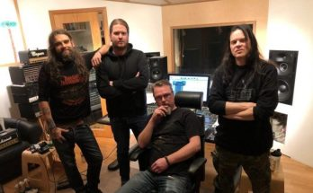 Martyrdod in the studio