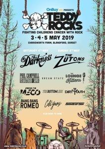 Teddy Rocks Cancer Charity Festival