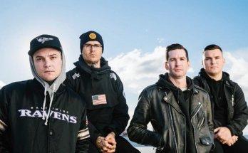 The Amity Affliction band photo