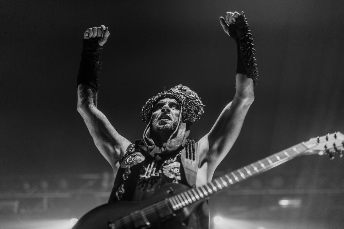 Behemoth - Birmingham 7/2/19 Review