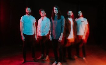Mayday Parade band photo