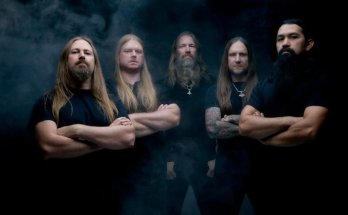 Amon Amarth band photo.