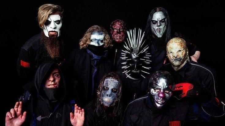 slipknot band photo