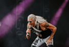Dee Snider performs at Bloodstock 2019