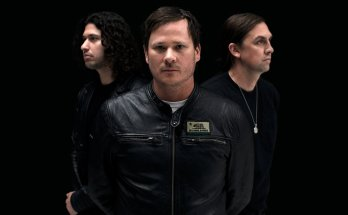 Tom DeLonge Angels & Airwaves, Band Members, Black background, Minimal Lighting