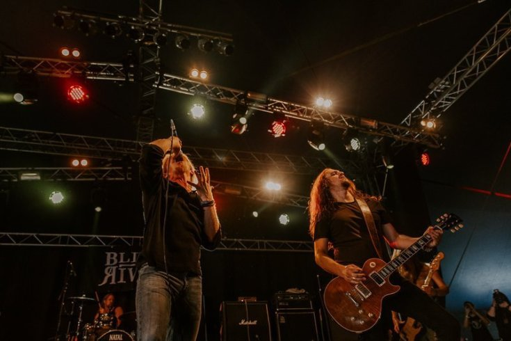 Blind River live at Bloodstock 2019